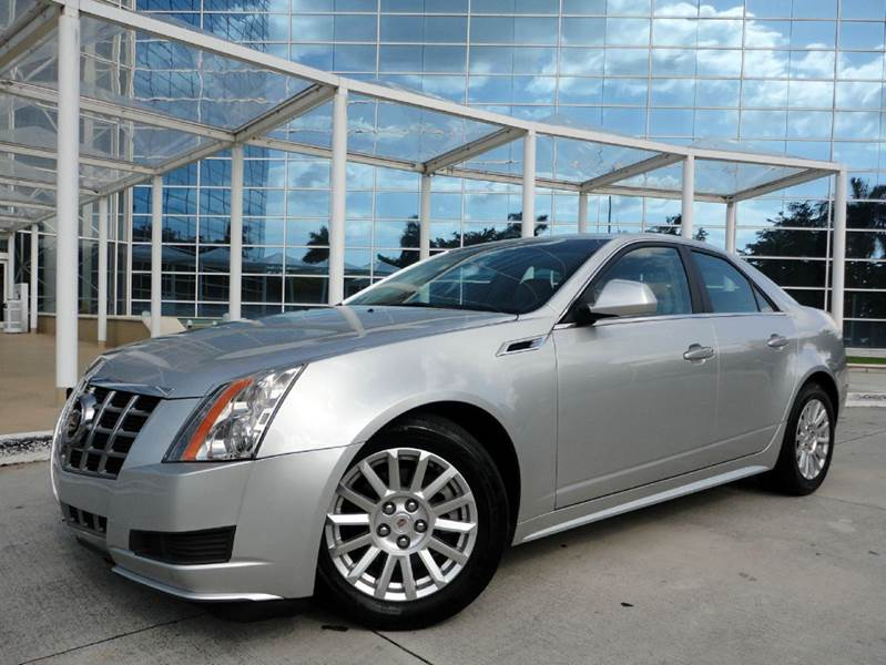 2013 Cadillac CTS In Hollywood FL - CARSTRADA