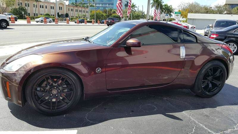 2006 Nissan 350z For Sale