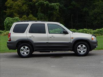 2003 Mazda Tribute for sale in Jasper, AL