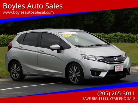 2015 Honda Fit for sale in Jasper, AL