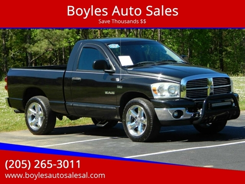 2008 Dodge Ram Pickup 1500 for sale in Jasper, AL