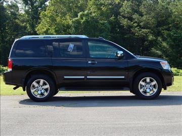 2011 Nissan Armada for sale at Boyles Auto Sales in Jasper AL