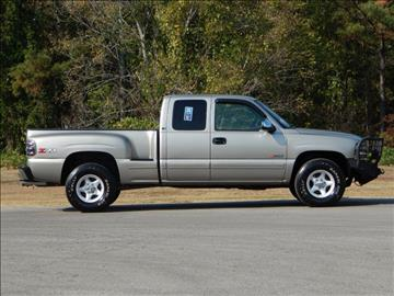 2002 Chevrolet Silverado 1500 for sale in Jasper, AL