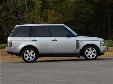 2005 Land Rover Range Rover for sale in Jasper, AL