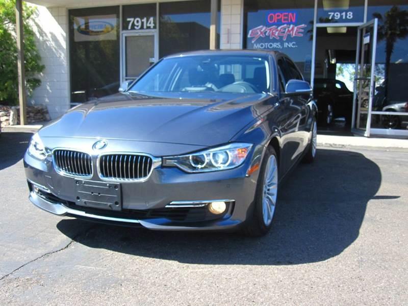 2012 BMW 3 Series 328i 4dr Sedan - San Diego CA