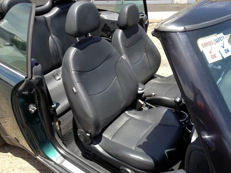 2006 MINI Cooper 2dr Convertible - San Diego CA