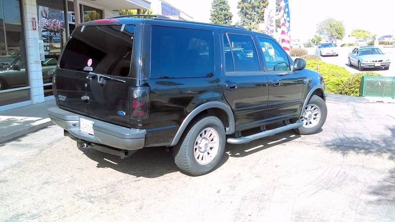 2001 Ford Expedition XLT 2WD 4dr SUV - San Diego CA