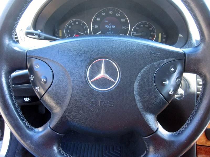 2006 Mercedes-Benz E-Class E 350 4dr Sedan - San Diego CA