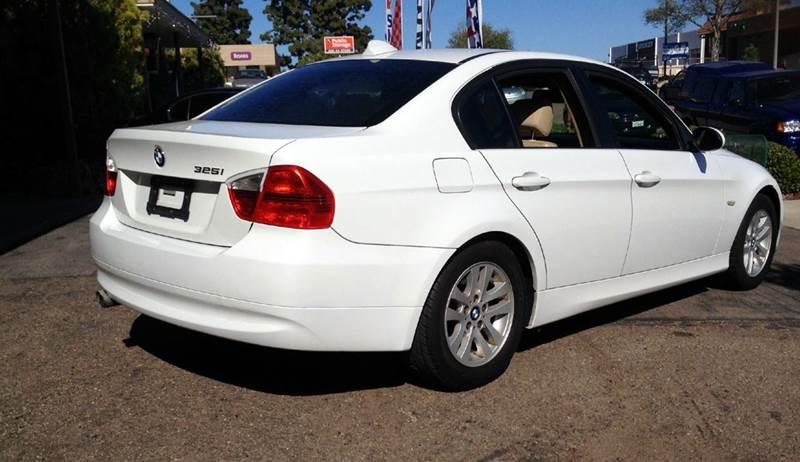 2006 BMW 3 Series 325i 4dr Sedan - San Diego CA