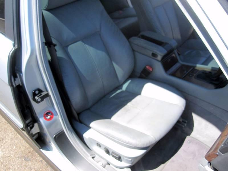 1998 BMW 7 Series 740i 4dr Sedan - San Diego CA