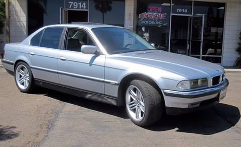 1998 BMW 7 Series for sale in San Diego, CA