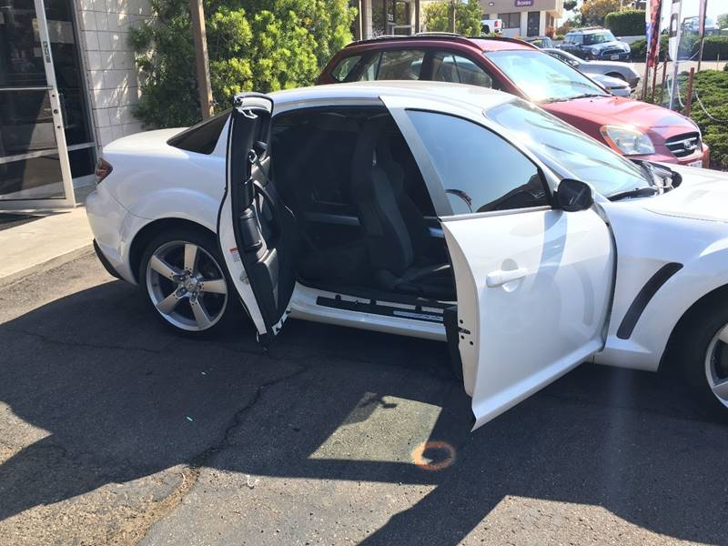 2005 Mazda RX-8 4dr Coupe - San Diego CA