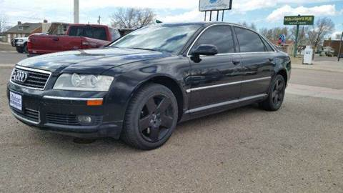 2004 Audi A8 for sale at Alpine Motors LLC in Laramie WY