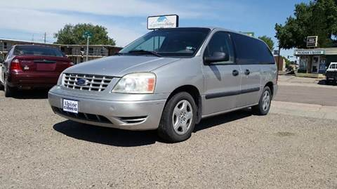 2004 Ford Freestar for sale at Alpine Motors LLC in Laramie WY