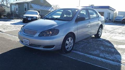 2008 Toyota Corolla for sale at Alpine Motors LLC in Laramie WY