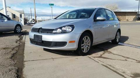 2011 Volkswagen Golf for sale at Alpine Motors LLC in Laramie WY