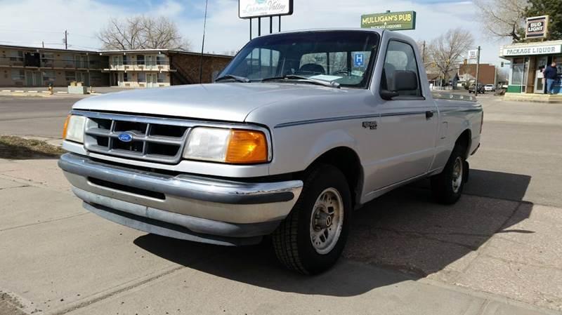 1993 Ford Ranger for sale at Alpine Motors LLC in Laramie WY