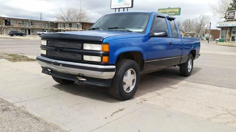 1995 GMC Sierra 1500 for sale at Alpine Motors LLC in Laramie WY