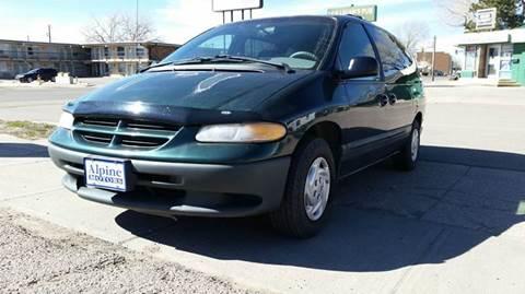 1999 Dodge Grand Caravan for sale at Alpine Motors LLC in Laramie WY