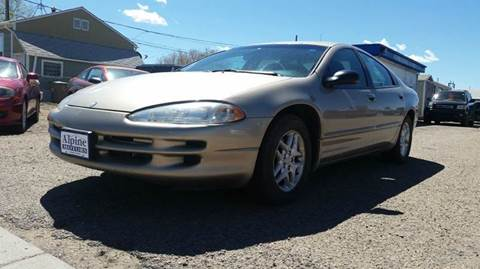 2004 Dodge Intrepid for sale at Alpine Motors LLC in Laramie WY