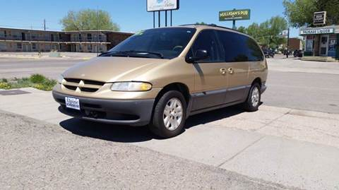 1997 Dodge Grand Caravan for sale at Alpine Motors LLC in Laramie WY