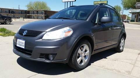 2012 Suzuki SX4 Crossover for sale at Alpine Motors LLC in Laramie WY
