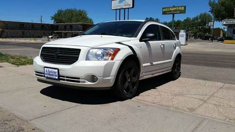 2007 Dodge Caliber for sale at Alpine Motors LLC in Laramie WY