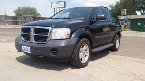 2008 Dodge Durango for sale at Alpine Motors LLC in Laramie WY