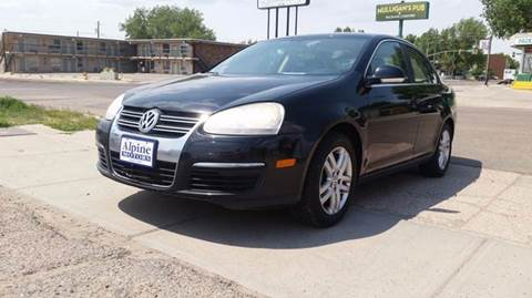 2007 Volkswagen Jetta for sale at Alpine Motors LLC in Laramie WY