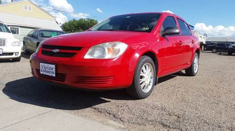 2005 Chevrolet Cobalt for sale at Alpine Motors LLC in Laramie WY