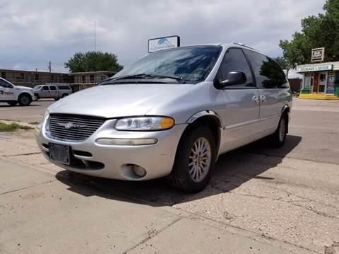 2000 Chrysler Town and Country for sale at Alpine Motors LLC in Laramie WY