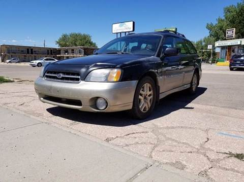 2000 Subaru Outback for sale at Alpine Motors LLC in Laramie WY