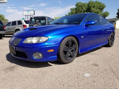 2005 Pontiac GTO for sale in Laramie, WY