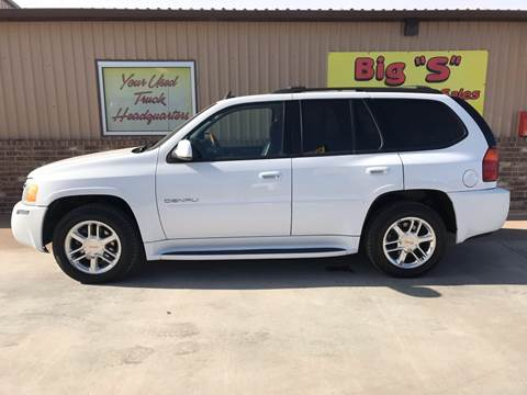 2007 GMC Envoy for sale in Blanchard, OK