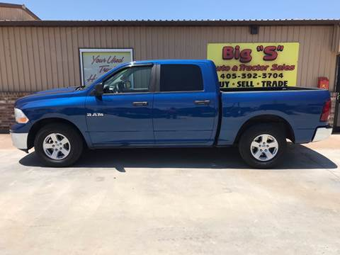2009 Dodge Ram Pickup 1500 for sale in Blanchard, OK