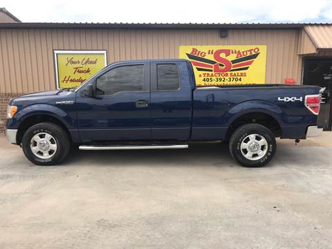 2011 Ford F-150 for sale in Blanchard, OK