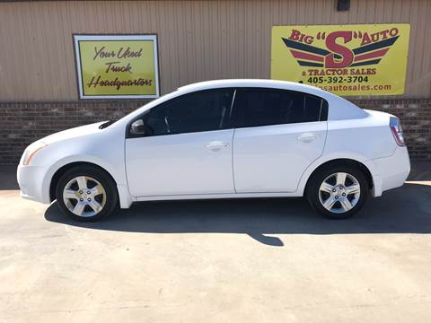 2009 Nissan Sentra for sale in Blanchard, OK