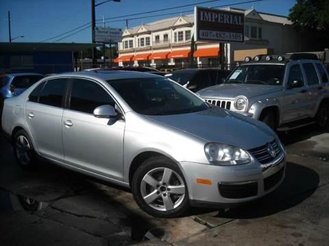 2009 Volkswagen Jetta for sale in Orlando, FL