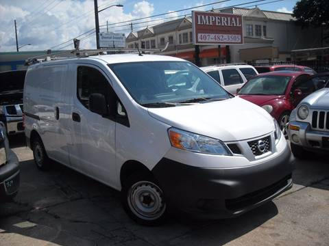 2013 Nissan NV200 for sale in Orlando, FL