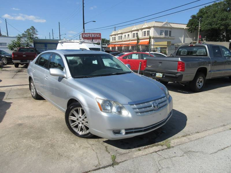 2005 Toyota Avalon Limited 4dr Sedan   Orlando FL