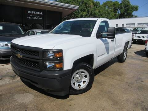 2015 Chevrolet Silverado 1500 for sale in Orlando, FL