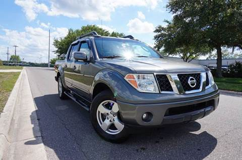 2008 Nissan Frontier for sale at Horizon Motors, Inc. in Ocoee FL
