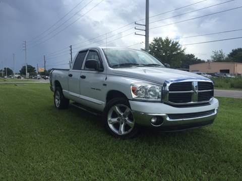 2007 Dodge Ram Pickup 1500 for sale at Horizon Motors, Inc. in Ocoee FL