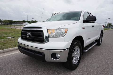 2010 Toyota Tundra for sale at Horizon Motors, Inc. in Ocoee FL