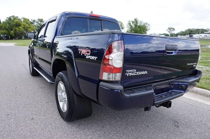 2012 Toyota Tacoma for sale at Horizon Motors, Inc. in Ocoee FL