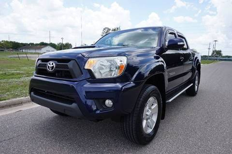 2012 Toyota Tacoma for sale at Horizon Motors, Inc. in Ocoee FL