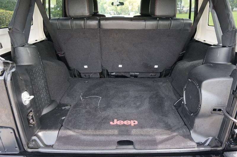 2012 Jeep Wrangler Unlimited for sale at Horizon Motors, Inc. in Ocoee FL