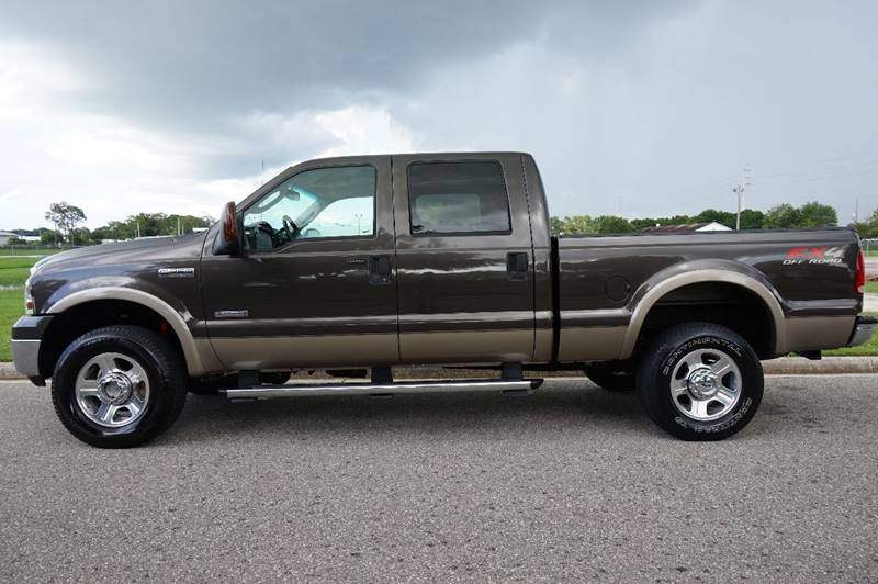 2006 Ford F-350 Super Duty for sale at Horizon Motors, Inc. in Ocoee FL