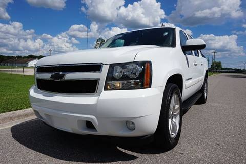 2007 Chevrolet Avalanche for sale at Horizon Motors, Inc. in Ocoee FL