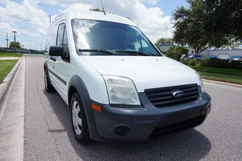 2011 Ford Transit Connect for sale at Horizon Motors, Inc. in Ocoee FL